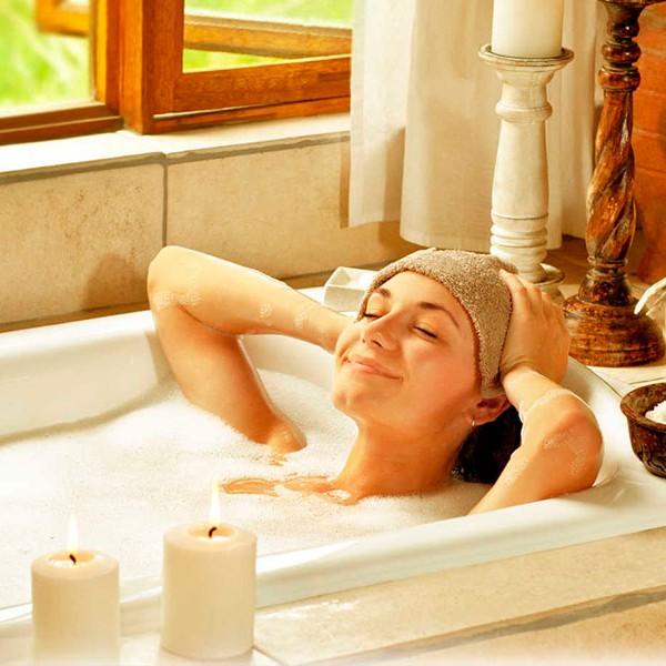Consiéntete con un baño relajante | Duet Ecuador