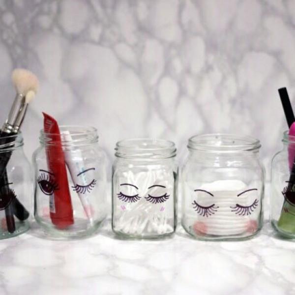1 Crea un organizador de maquillaje | Duet Ecuador