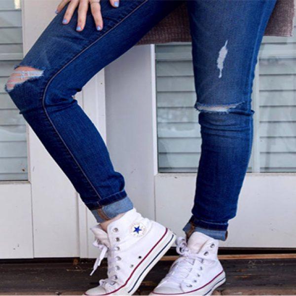 Cómo hacer tus propios jeans destroyed en 5 pasos con Duet Ecuador