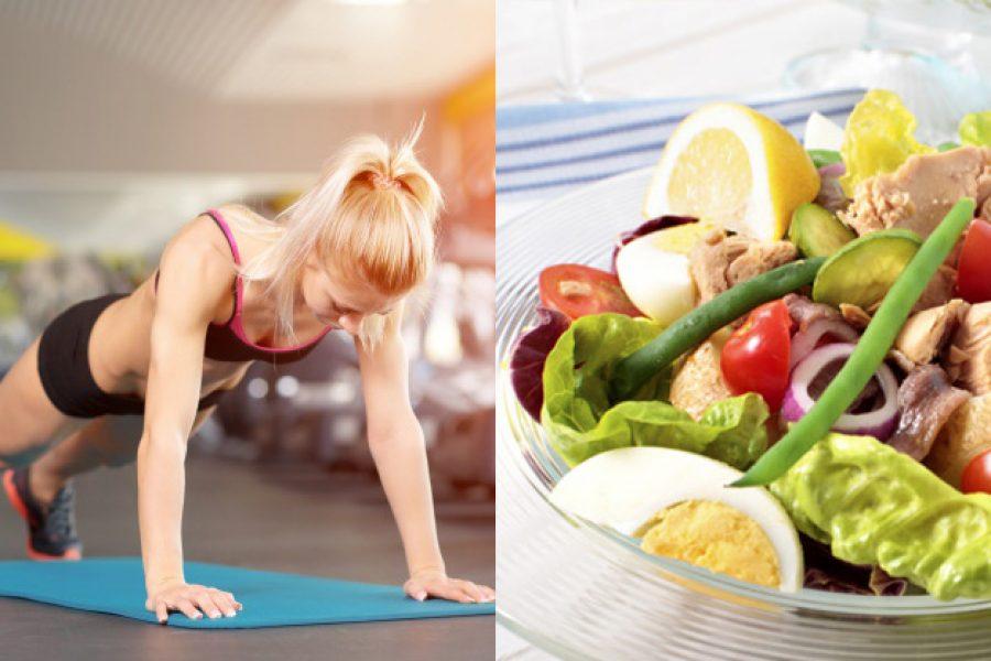 Que debemos comer antes y despues de ir al gimnasio | Duet