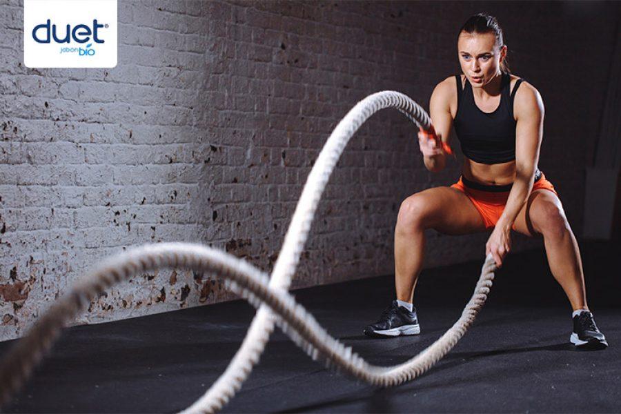 Ejercicios para trabajar los grupos musculares